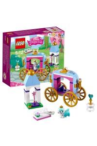 Лего Дисней Принцесс Королевские питомцы: Тыковка, 41141