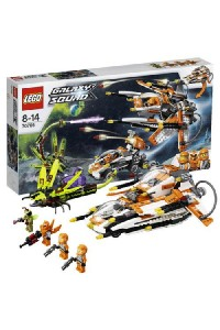 Лего Галактический отряд Охотник за инсектоидами, 70705