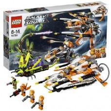 Lego Galaxy Squad 70705 Лего Галактический отряд Охотник за инсектоидами