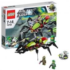 Lego Galaxy Squad 70706 Лего Галактический отряд Кратерный Инсектоид
