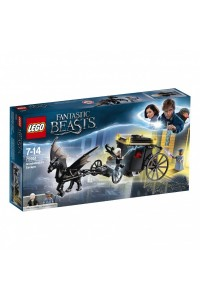 Лего Фантастические твари Побег Грин-де-Вальда  Lego Fantastic Beasts75951