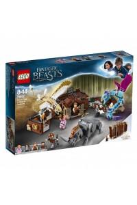 Лего Фантастические твари Чемодан Ньюта Саламандера LEGO Fantastic Beasts 75952
