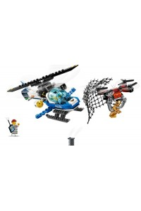 Лего 60207 Погоня дронов Lego City