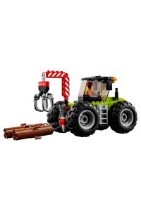 Лего 60181 Лесной трактор Lego City