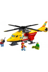 Лего 60179 Вертолёт скорой помощи Lego City