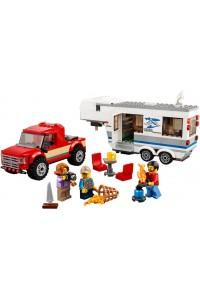 Лего 60182 Дом на колёсах Lego City
