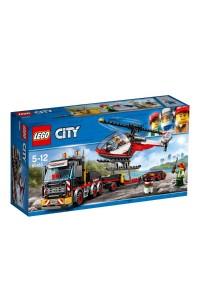Лего 60183 Перевозчик вертолёта Lego City