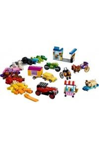 Лего 10715 Модели на колёсах Lego Classic