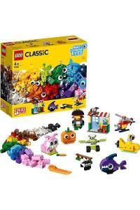 Лего 11003 Кубики и глазки Lego Classic