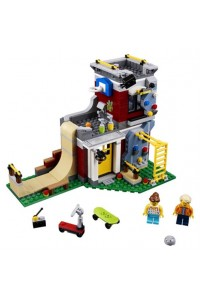 Лего 31081 Скейт-площадка Lego Creator