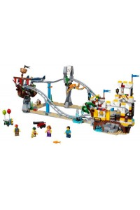 Лего 31084 Аттракцион «Пиратские горки» Lego Creator