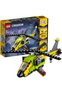 Лего 31092 Приключения на вертолёте Lego Creator