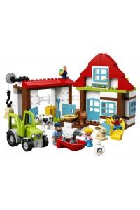 Лего 10869 День на ферме Lego Duplo