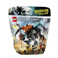 Lego Hero Factory 44021 Лего Фабрика Героев зверь Рассекатель против Фурно и Эво