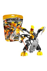 Лего Фабрика Героев Эксти 4 XT4 Lego Hero Factory 6229