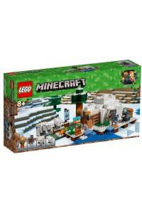 Лего 21142 Иглу Lego Minecraft