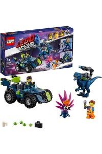 Лего 70826 Рэкстремальный внедорожник Рэкса! Lego Movie