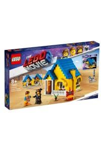 Лего 70831 Дом мечты / Спасательная ракета Эммета! Lego Movie