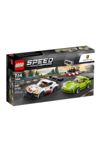 Лего 75888 Porsche 911 RSR и 911 Turbo 3.0 Lego Speed Champions