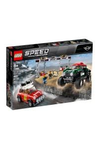 Лего 75894 Мини Купер 1967 и Мини Купер 2018 Lego Speed Champions