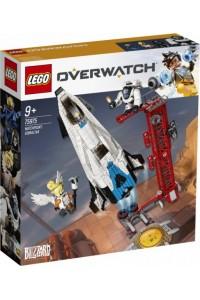 Лего 75975 Дозорный пункт: Гибралтар Lego Overwatch