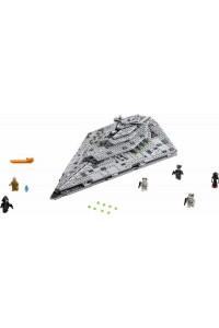 Лего 75190 Звёздный разрушитель Первого Ордена Lego Star Wars