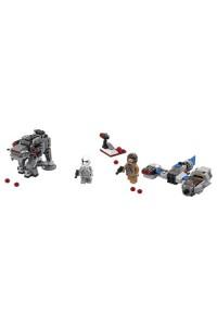 Лего 75195 Бой пехотинцев Первого Ордена против спидера Lego Star Wars