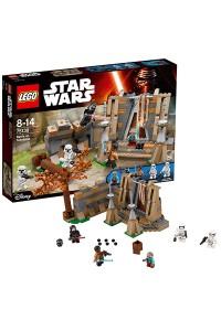 Лего Звездные войны Битва на планете Такодана 75139