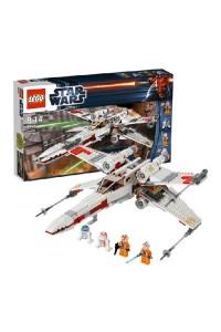 Лего Звездные войны Истребитель X-wing, 9493