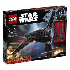 Лего Звездные войны Имперский шаттл Кренника 75156