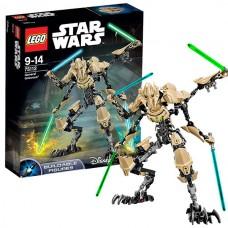 Лего Звездные войны Генерал Гривус 75112