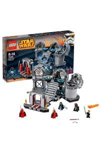 Лего Звездные войны Звезда Смерти-Последняя схватка 75093