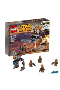 Лего Звездные Войны Пехотинцы планеты Джеонозис, 75089
