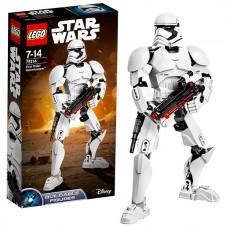 Лего Звездные войны Штурмовик Первого Ордена 75114