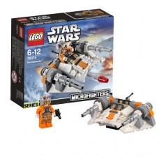 Лего Звездные Войны Снеговой спидер, 75074