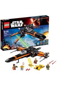 Лего Звездные войны Истребитель По 75102