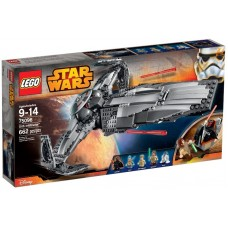 Лего Звездные войны Разведывательный корабль ситхов 75096