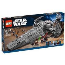 Lego Star Wars 7961 Ситхский корабль-разведчик Дарта Мола