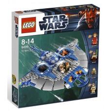 Лего Звездные войны Гунган Саб 9499