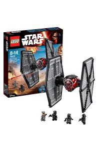 Лего Звездные войны Истребитель Особых Войск Первого Ордена 75101