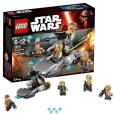 Лего Звездные войны Боевой набор Сопротивления 75131