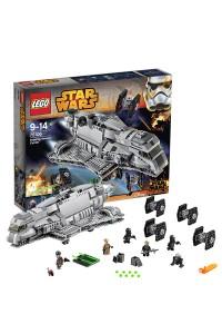 Лего Звездные Войны Имперский десантный корабль, 75106