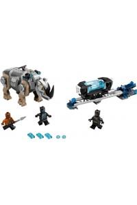 Лего 76099 Поединок с Носорогом Lego Super Heroes