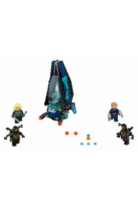 Лего 76101 Атака всадников Lego Super Heroes