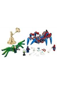Лего 76114 Человек-паук: Паучий вездеход Lego Super Heroes