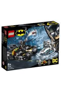 Лего Гонка на мотоциклах с мистером Фризом Lego Super Heroes 76118