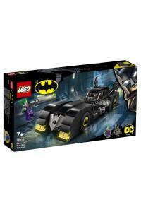 Лего Бэтмобиль Погоня за Джокером Lego Super Heroes 76119