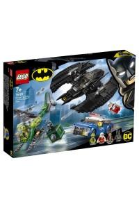 Лего Бэткрыло Бэтмена и ограбление Загадочника Lego Super Heroes 76120