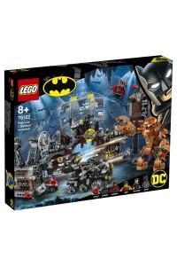 Лего Вторжение Глиноликого в бэт-пещеру Lego Super Heroes 76122
