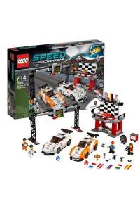 Лего Скоростные чемпионы Финишная линия Порше 911 GT, 75912